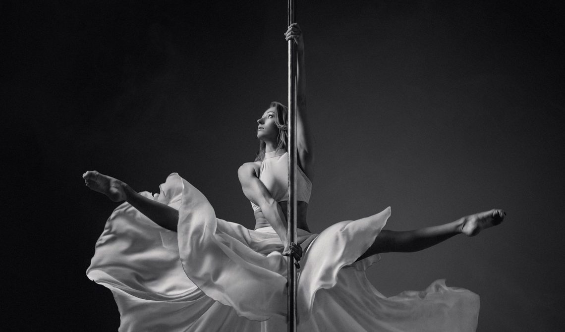 Anastasia Skukhtorova: The Most Photogenic Pole Dancer