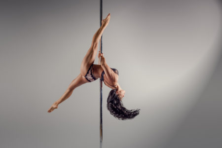 Learn From the Master Trainer for XPERT Pole and Aerial Fitness