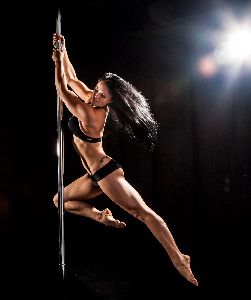 Sexy Pole Dancers