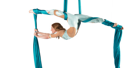 Laura Dasi: Incredibly Creative and Talented Aerialist. How to Bring Dance Into the Air.